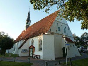 St. Clemens-Kirche in Büsum