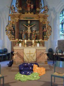 Altar St. Clemens/Büsum